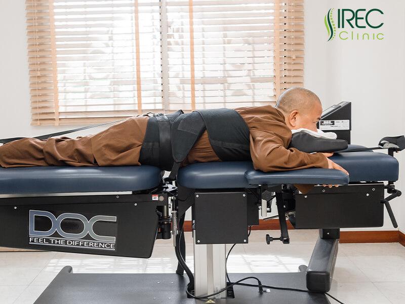 Điều trị thoát vị đĩa đệm bằng vật lý trị liệu