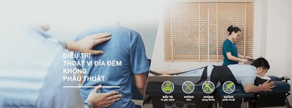 Điều trị thoát vị đĩa đệm không phẫu thuật