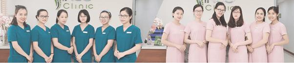 IREC CLINIC tự tin là địa chỉ uy tín mà các bệnh nhân có thể tin tưởng