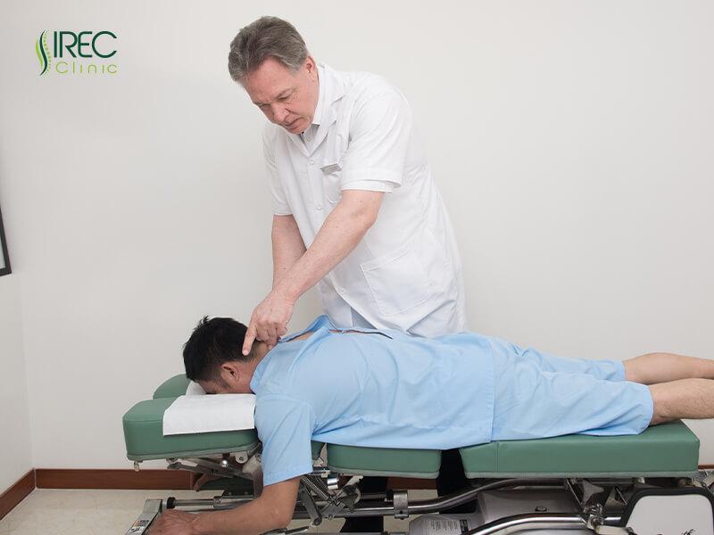 IREC có đội ngũ chuyên gia đầu ngành xương khớp