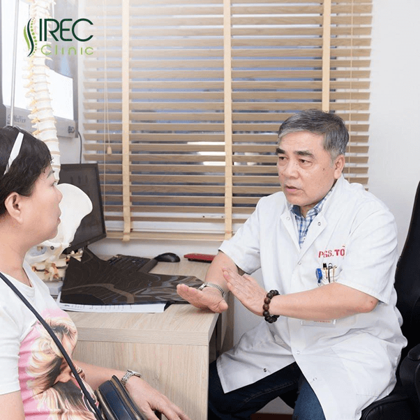 Những biện pháp chữa bệnh hiệu quả đến từ phòng khám IREC