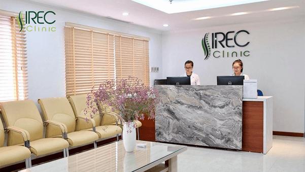 Phòng khám chuyên khoa xương khớp IREC uy tín