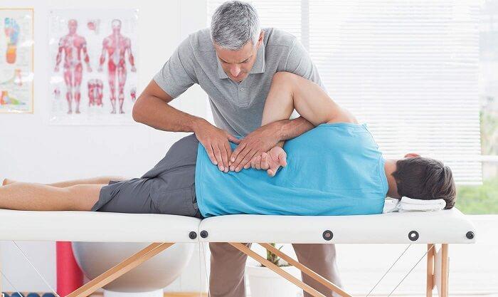 Phục hồi chấn thương khớp xương với Chiropractic