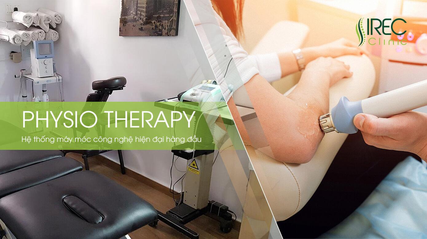 physio Therapy vật lý trị liệu