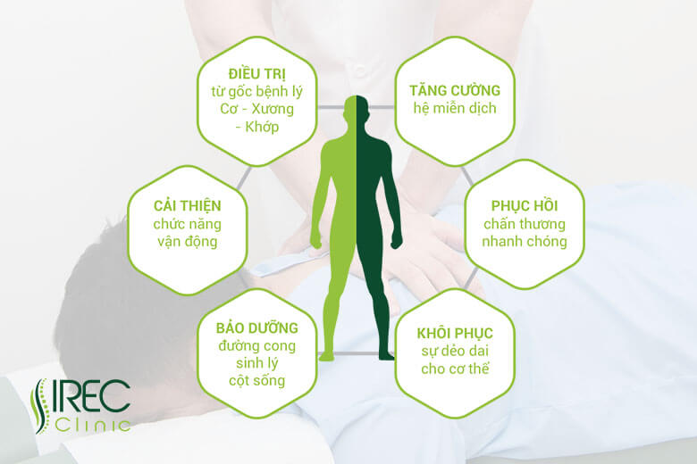 Cơ chế tác động của Chiropractic