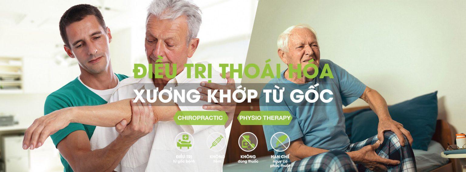 """Điều trị Thoái hóa xương khớp háng """"Điều trị từ gốc bệnh - Không tiêm - Không uống thuốc - Hạn chế nguy cơ phẫu thuật cùng với chuyên gia người Mỹ tại IREC CLinic"""