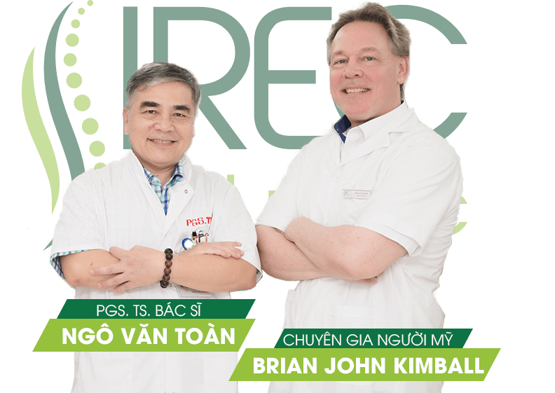 Đội ngũ bác sĩ đầu ngành của Irec Clinic