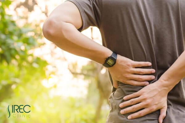 Thoát vị đĩa đệm cản trợ người bệnh có một cuộc sống sinh hoạt bình thường