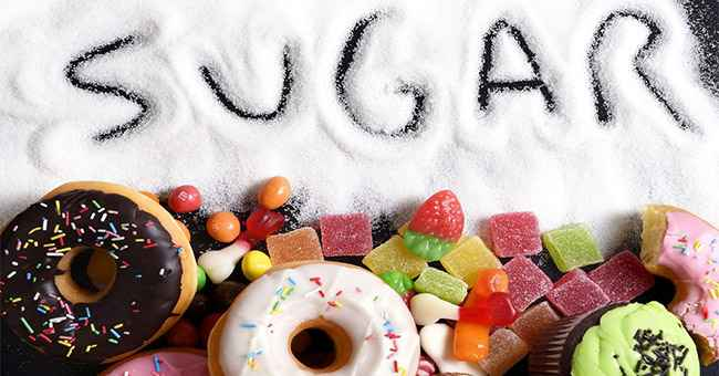 Thực phẩm chứa nhiều đường và carbohydrate